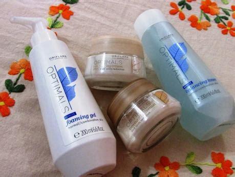 Optimal Skincare Oriflame oriflame optimals skin care range review paperblog