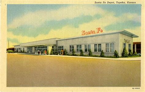 postcards from shawnee county kansas