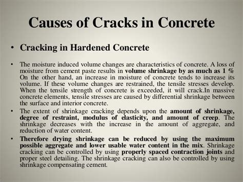And Permeability Of Concrete durability and permeability of concrete