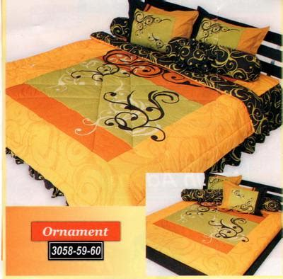 V Bed Sprei Single No 3 Uk 120x200x30 Emerald jual bed bed cover balmut sprei my panel t25