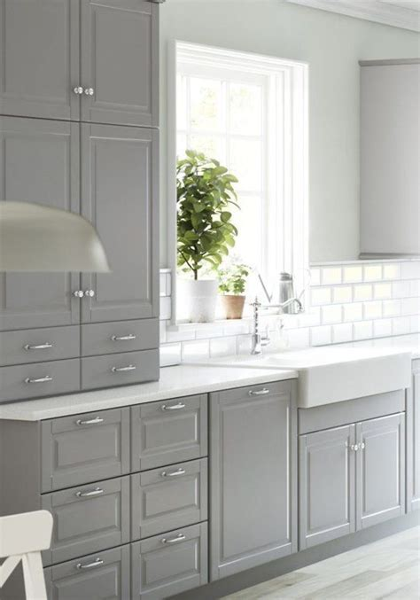 Light Gray Cabinets by 25 Best Ideas About Gray Kitchen Cabinets On
