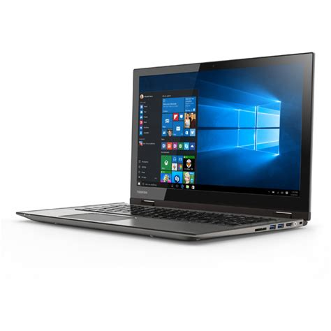 toshiba satellite radius 15 p55w c5316 4k laptop