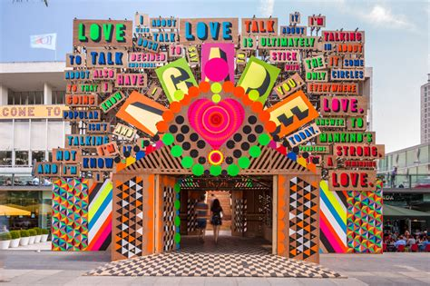 design love fest london graphicsrca morag myerscough art culture hunger tv