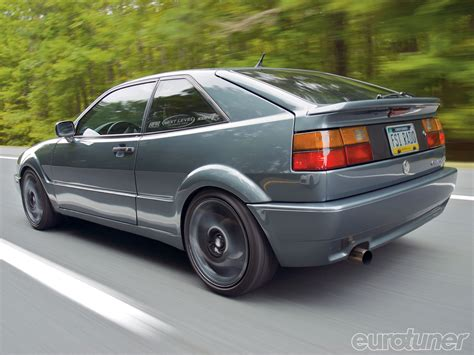 volkswagen corrado 1992 vw corrado slc rear view photo 13