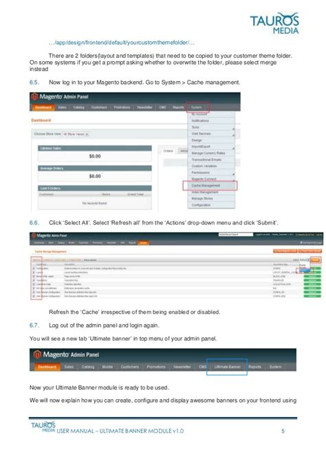 yii2 module layout path magento ultimate banner module user manual
