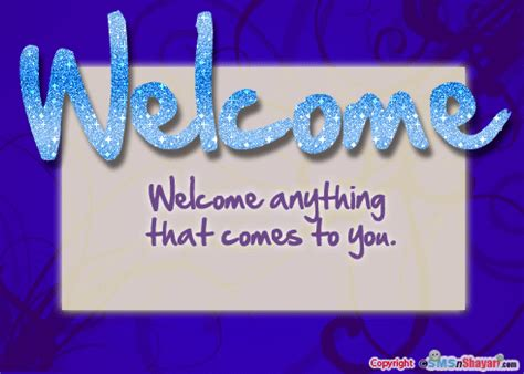 Welcome Card Quotes welcome greeting quotes quotesgram