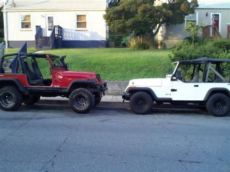 Jeep Ground Clearance Ground Clearance And Lift Hieght Jeep Wrangler Forum
