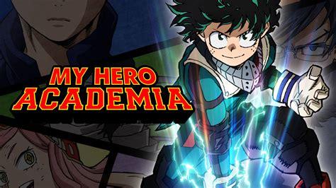 my hero academia 4 8491460950 my hero academia saison 3 la seconde partie se d 233 voile dans un nouveau trailer