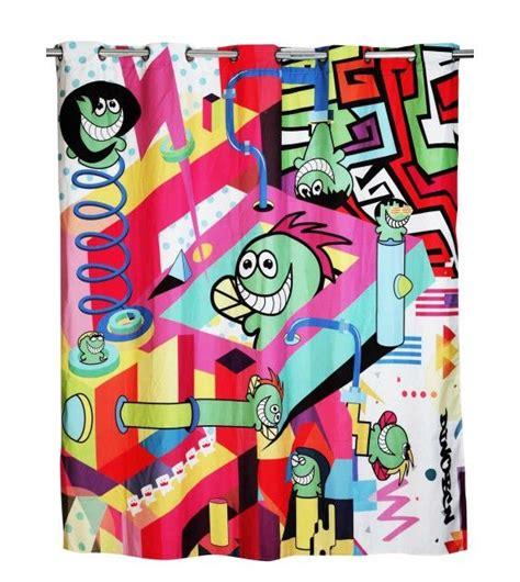 cortinas de ba o divertidas m 225 s de 25 ideas incre 237 bles sobre cortinas de ba 241 o modernas