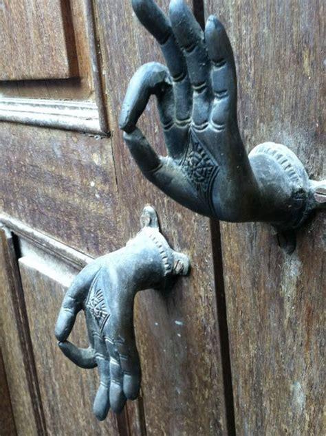 Unique Door Knobs by Knock Knock 15 Strange And Door Knobs Of