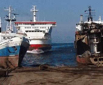 boat anchor gif crash boat gif find share on giphy