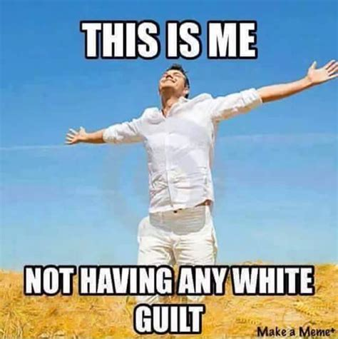 White Guilt Meme - u of missouri president is forced to resign due to racism