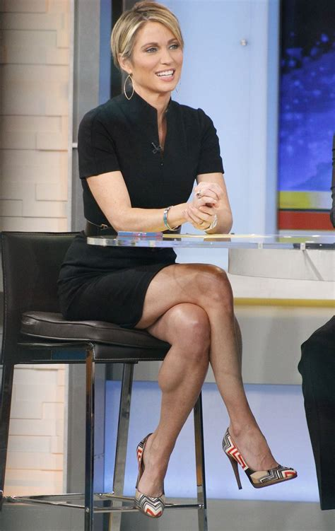 ginger hair on gma 17 best images about sexy newsbabes tv personalities on