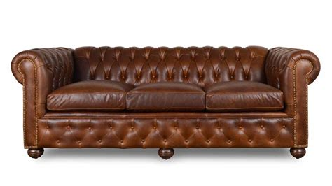 leather sofa traditional simmons encore vintage leather