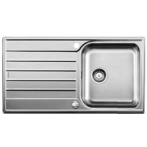 kitchen sink blanco blanco livit xl 5 s stainless steel kitchen sink