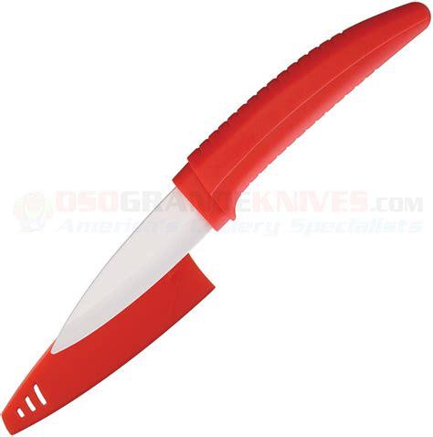ceramic fighting knife ceramic paring knife 3 0 inch white ceramic blade