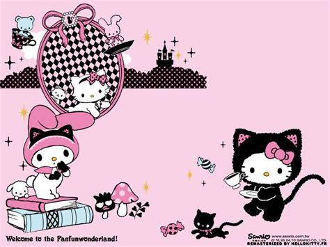 imagenes de halloween hello kitty pin free wallpapers tokidoki hello kitty wallpaper on