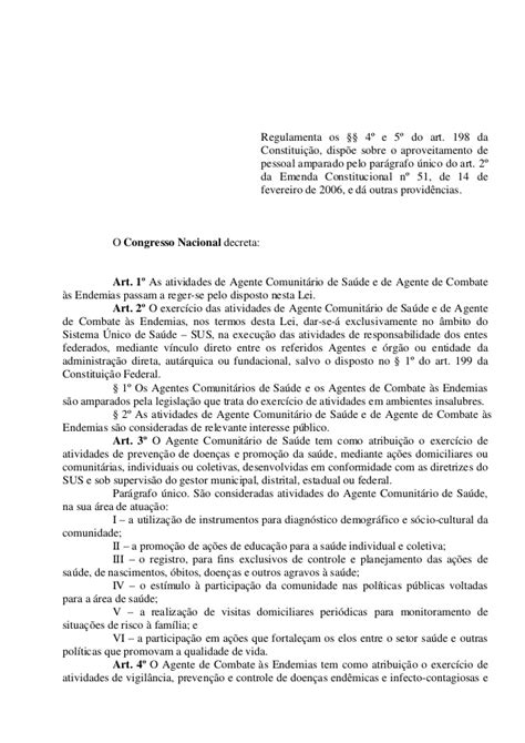 piso nacional de agentes de edemias 2016 pl 7495 2006 que cria o piso salarial nacional de agentes