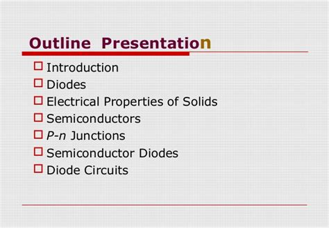 semiconductor diodes introduction semiconductor diode introduction 28 images diode fundamentals chapter 2 dr debashis de
