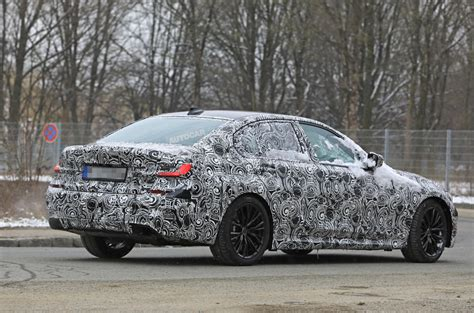 Bmw 3er 2019 M Performance by New 2019 Bmw 3 Series Previewed Ahead Of Official Reveal