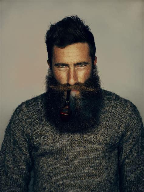 beard facialhair stash rugged manly woodsman