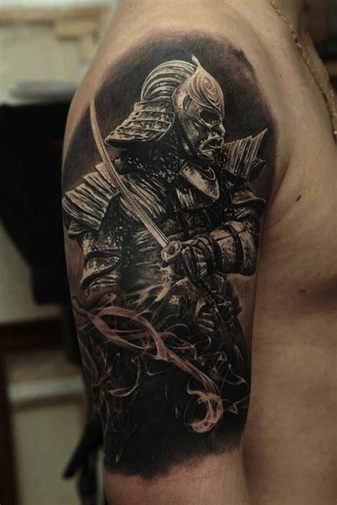 tato samurai jepang  tangan  punggung tatotuti