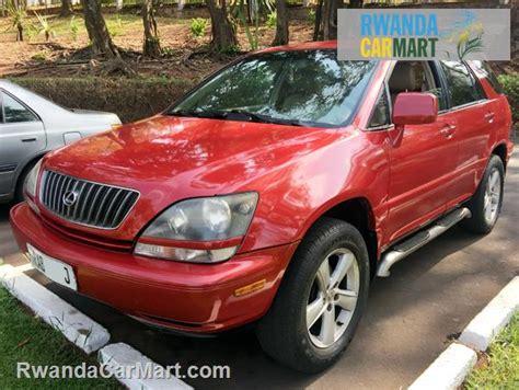 1999 lexus rx300 price used lexus suv 1999 1999 lexus rx300 rwanda carmart