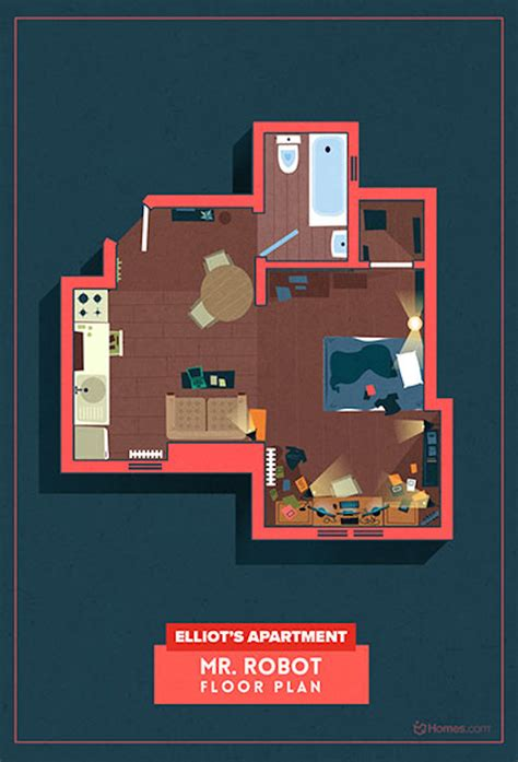 floor plans of tv homes home floor plans of tv shows 1 fubiz media