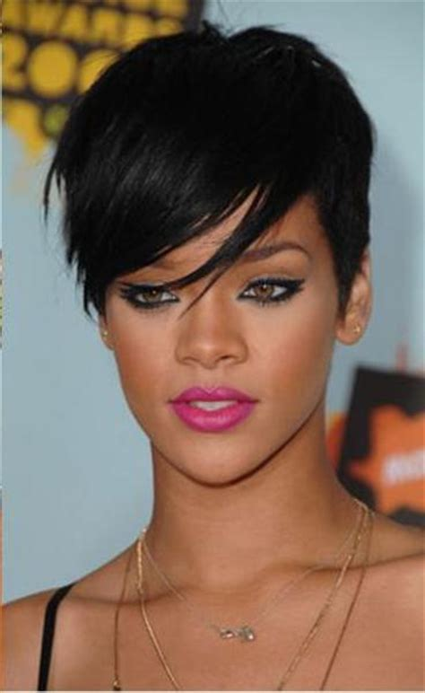 will a rhianna pixie look good on oblong faces celebrities flaunting drop dead gorgeous pixie hairstyles