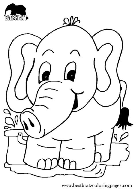 elephant pattern coloring pages free printable elephant coloring pages for kids coloring