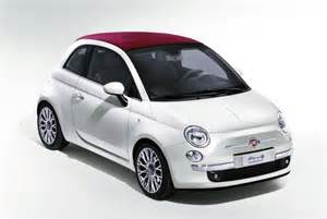 Fiat Website Uk Fiat Reveals Prices For 500 C