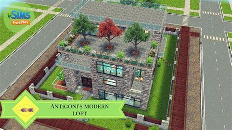 design clothes neighbor sims freeplay the sims freeplay antigoni s modern loft neighbor s