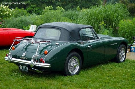 auction results and data for 1966 austin healey 3000