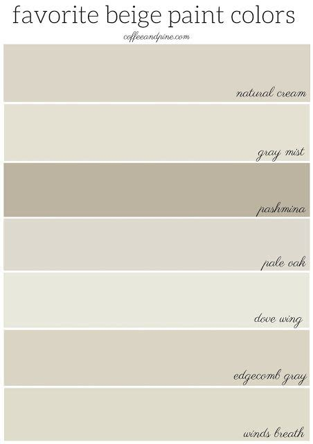 beige paint colors favorite beiges home i want beige paint easy home