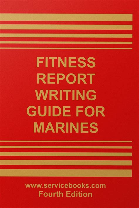 the art book new edition mini format book fitness report writing guide for marines mentor military