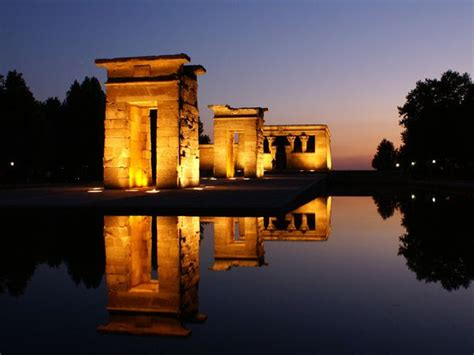 temple of debod madrid spain interesting facts interesting facts about spain