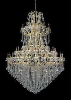Austrian Crystal Chandelier With 18 Carat Gold Fittings Black Chandelier Mp3