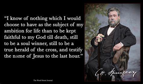 Great Quotes Quotes Charles Spurgeon Quotesgram