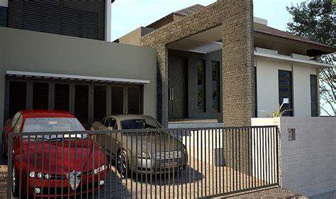 desain garasi mobil rumah sederhana 10 gambar garasi mobil rumah sederhana rumah impian