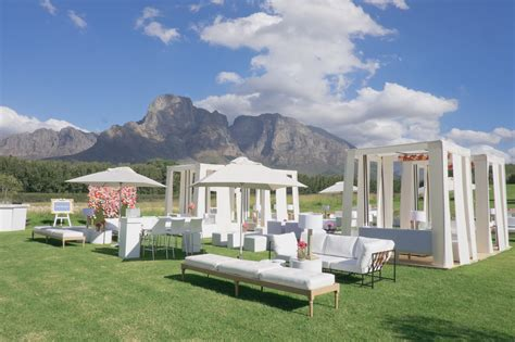 Wedding House And Concept by Lounging Trends In South Africa Wedding Concepts