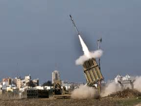 Iron Dom How Israel S Iron Dome Works Abc News
