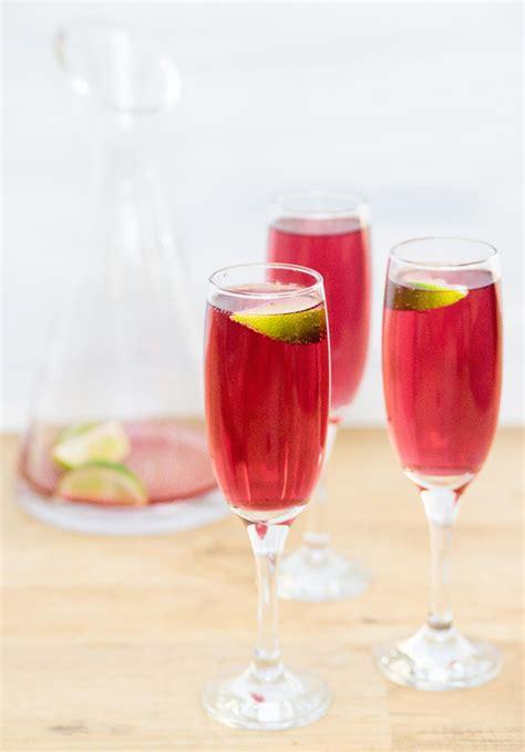lavender cocktail lavender and cranberry cocktail