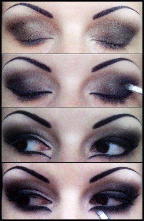 video sexy smokey eyes step by step best ideas for makeup tutorials step by step sexy smokey