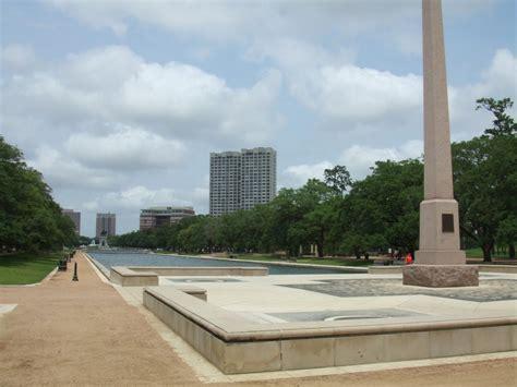 Houston Memorial Gardens by Japanese Garden Hermann Park Mapio Net