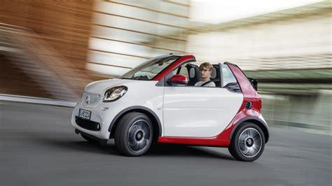 smart fortwo cabrio top gear