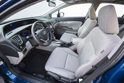 Honda Civic Ex Interior by 2015 Honda Civic Ex L Review Digital Trends