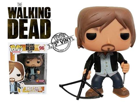 Funko Pop The Walking Daryl Dixon With Rocket Launcher Figure 55 best images about toys on ghostbusters disney pop and dolls