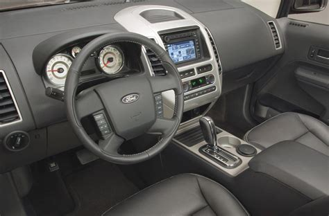 Interior Ford Edge by Audi And Ford Cars Gallery Ford Edge Interior