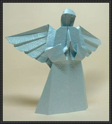 Origami Angle - origami free diagram http www