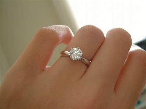 Engagement Rings On The Fingers by Which Finger On The Left Is The Engagement Ring Worn Quora